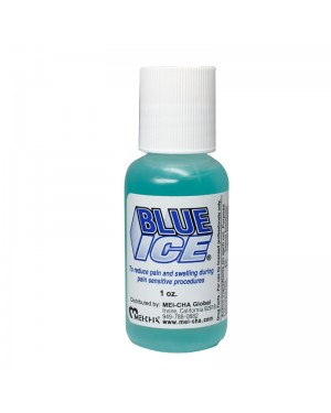 MEI-CHA Blue Ice pH7 Topical Anesthetic
