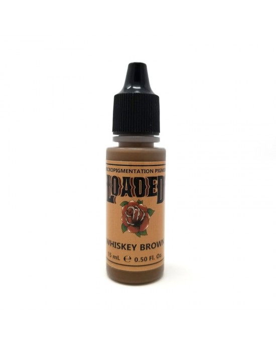 Whisky Brown 15ml Loaded